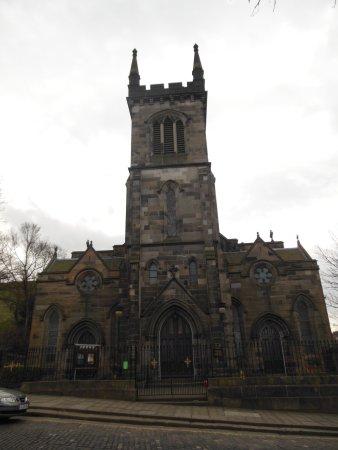 Greenside parish church edinburgh skotlanti arvostelut for 3 royal terrace edinburgh eh7 5ab