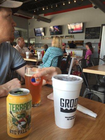 Athens, GA: Groove Burgers