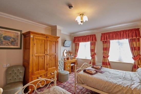 Baron's Court Hotel: Room 9