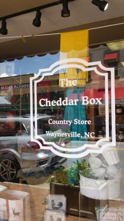 The Cheddar Box Country Store