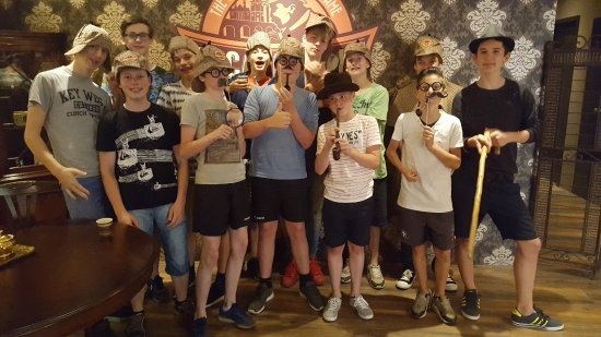 ‪The Escape Hunt Experience Maastricht - 6 Escape rooms‬
