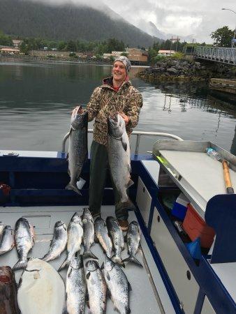 Cascade Creek Inn & Charters: Sitka Alaska Fishing
