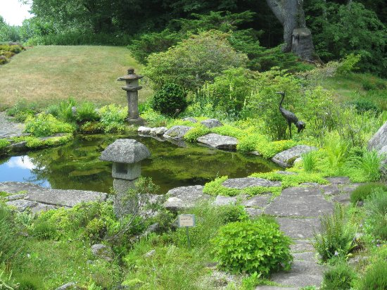 Newbury, Nueva Hampshire: Beautiful gardens