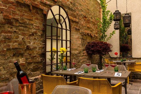 No 8 Restaurant Gartenoase Im Door No8  Picture Of Door No 8 Restaurant Vienna .