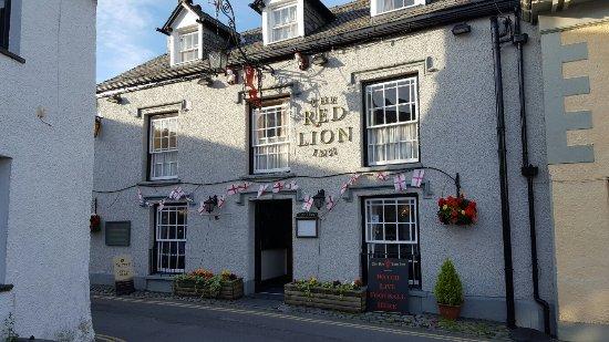The Red Lion Inn: 20160623_194928_large.jpg