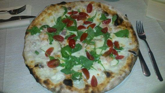 Conselve, Italy: Pizza estiva, che bontà!!!