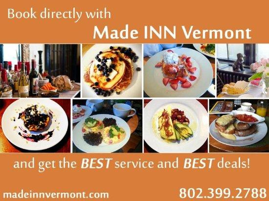 Made Inn Vermont An Urban Chic Bed And Breakfast Downtown Burlington Vt Hotels
