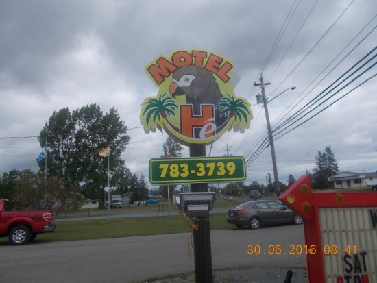 Motel Camping Hache