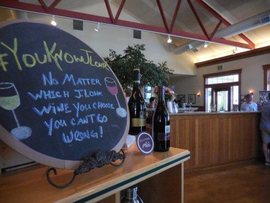 Foto de J. Lohr Vineyards and Wines