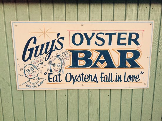 Amite, Λουιζιάνα: Guy's Oyster Bar