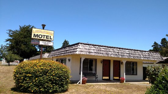 Lamplighter Inn: Lamplighter Motel