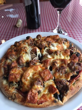 Catus Pizza Concepcion Menu Prices Restaurant Reviews