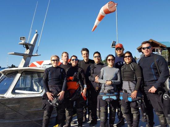 Nanaimo, Kanada: Perfect June Weekend on the Sea Shepherd