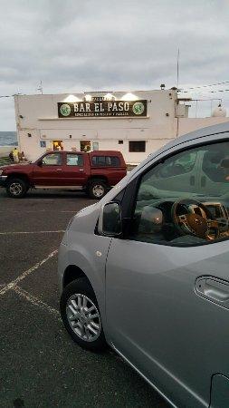 Moya, İspanya: Restaurante El Paso