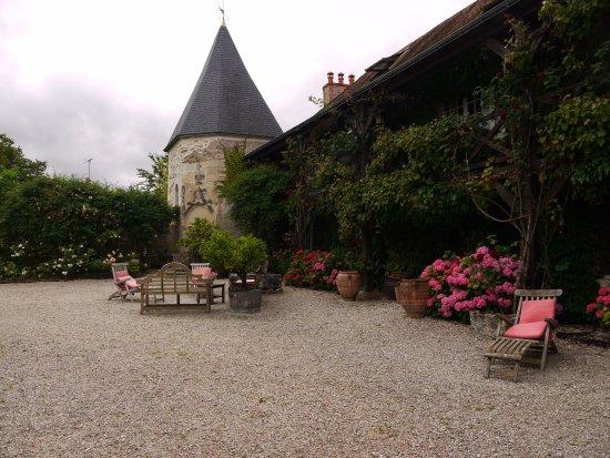 Sainte-Maure-de-Touraine, Γαλλία: Vue d'ensemble de la maison d'hôtes