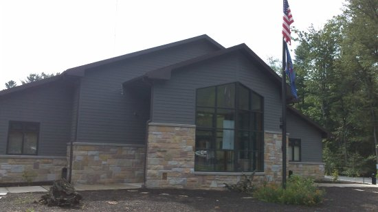 Fayetteville, PA: Main Office of Caledonia State Park