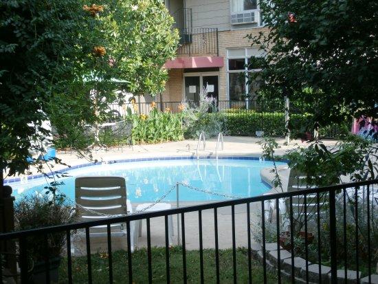 Habana Inn: Pool area