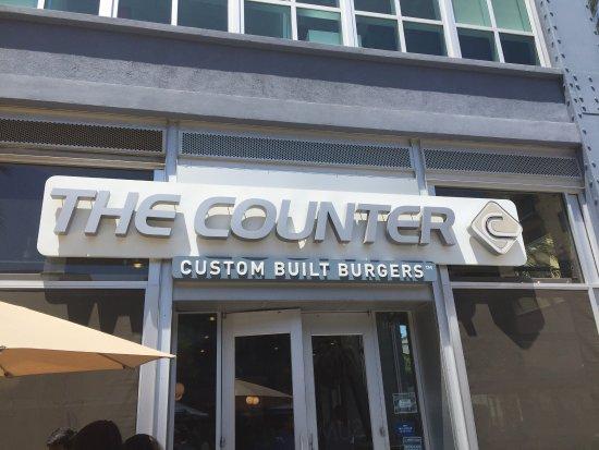 The Counter Santana Row: photo0.jpg