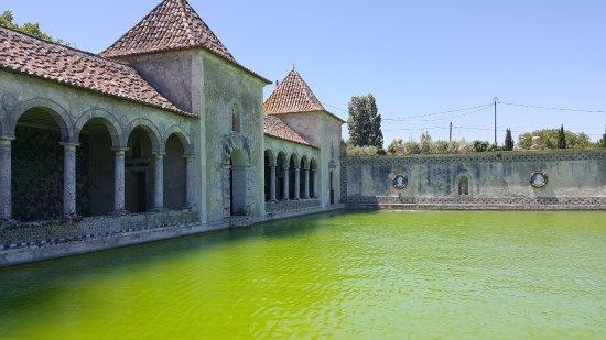 Vila Nogueira de Azeitao, Portugal: Lake house