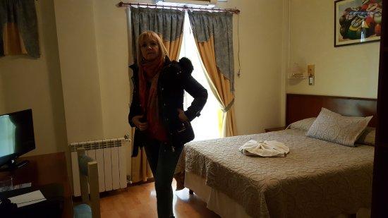 Hotel Gran Lido: con Monica, mi esposa