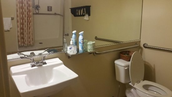 Phoenixville, PA: Guest room (accessible)