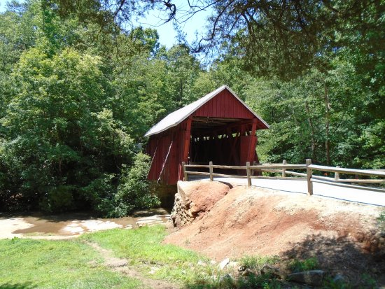 Campbell's Covered Bridge: Bridge