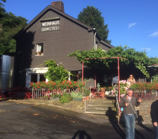 Bad Honnef, Alemania: Aussenbereich