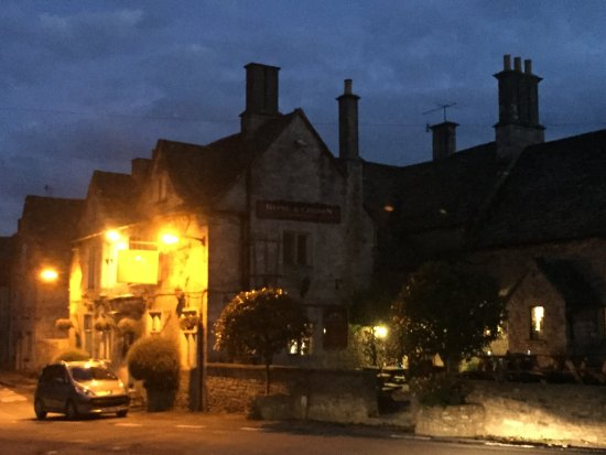 Rose and Crown Inn: 2nd July 2016, just had a fantastic meal at the Rose and Crown in Nympsfield. The staff were fan