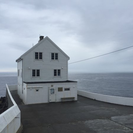 Vagsoy Municipality, Norwegen: Kråkenes lighthouse