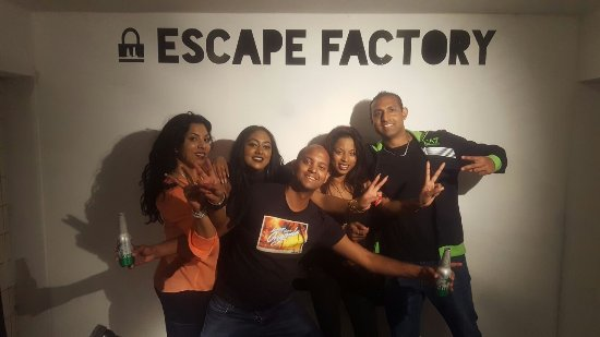 Escape Factory