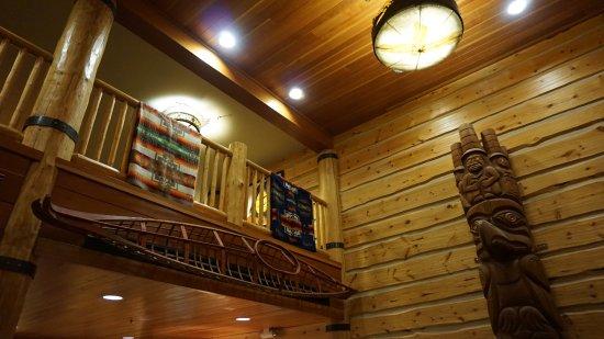 inside Heathman Lodge