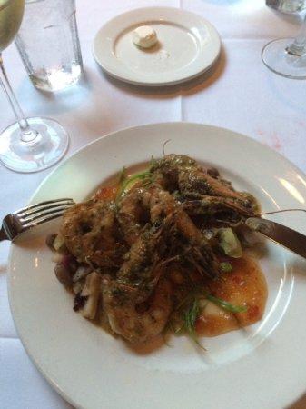 Emeril's New Orleans: Gulf shrimp