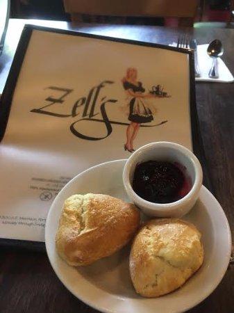 Zell S Cafe  Se Morrison St Portland Or  Usa