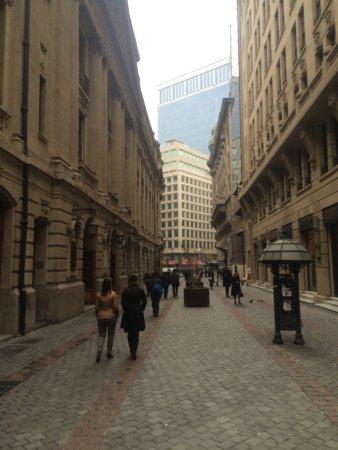 Stock Exchange : Lindo lugar para dar un paseo por el centro a pie. Es el lugar donde está la parte financiera de
