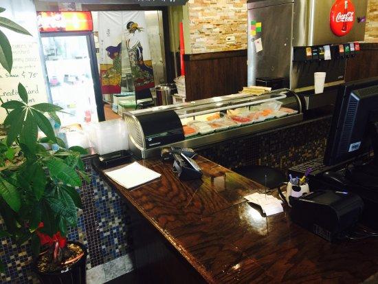 LaGrange, จอร์เจีย: Bull's Hibachi Sushi Express