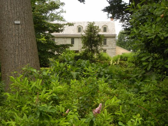 Main House Picture Of Bartram 39 S Garden Philadelphia Tripadvisor