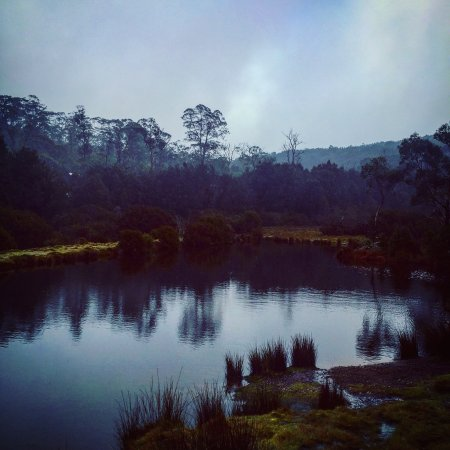 Lovely lodge right in the heart of cradle mountain