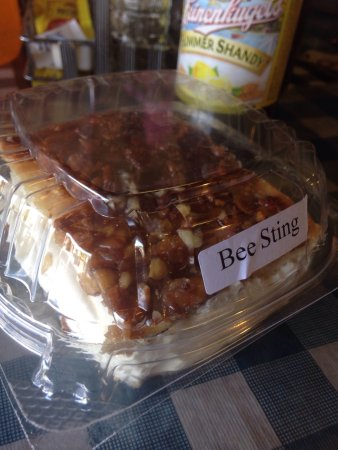 A good addition in German/bakery cuisine