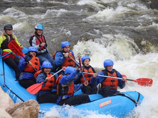 A-1 Wildwater Rafting: Cache la Poudre