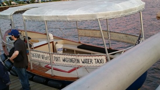 ‪Port Washington Water Taxi‬