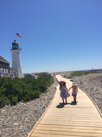 Scituate, MA: Picture perfect light house!