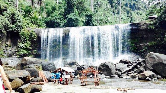Campawasan Curtain Falls Davao Oriental
