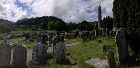 Tour Dublin: Glendalough