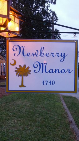 Newberry Manor Bed and Breakfast and Event Venue