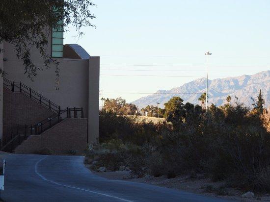 Nevada State Museum & Historical Society: Vista externa