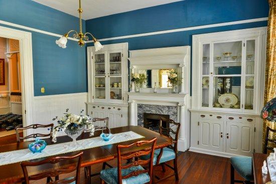 Newberry, Carolina del Sud: Breakfast Room