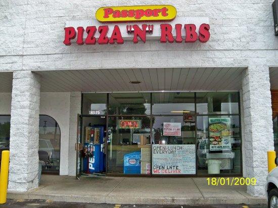 Eastpointe, Μίσιγκαν: Corner of 10  & Gratiot