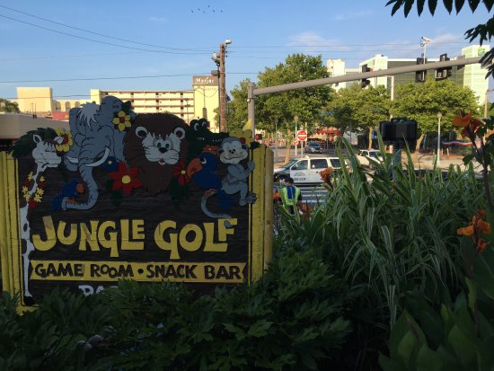 ‪Jungle Golf‬