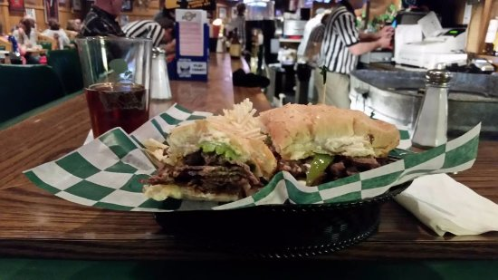 Cadillac, MI: Phily Steak and Cheese