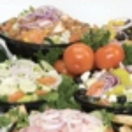 Lake Orion, MI: Fresh salads made to order